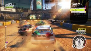 Images de Colin Mc Rae DIRT 2