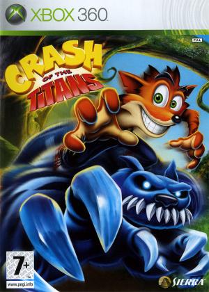 Crash of the Titans sur 360