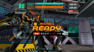 TGS 2010 : Images de Cyber Troopers Virtual-On Force