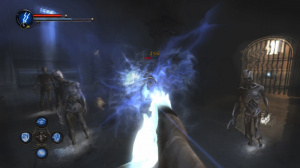 GC 2007 : Dark Messiah Of Might And Magic : Elements