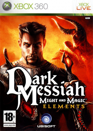 Dark Messiah of Might and Magic : Elements sur 360