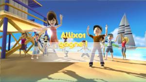 Dance Paradise sur Kinect