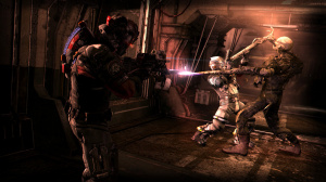 Dead Space 3 compatible Kinect