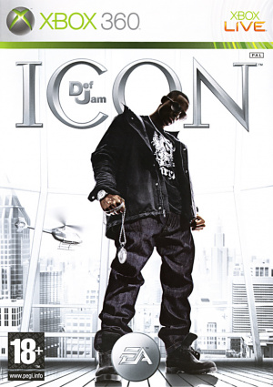 Def Jam Icon sur 360