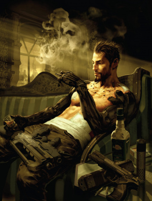 Le film Deus Ex trouve un réalisateur