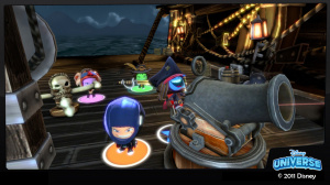Disney Universe chez les Pirates des Caraïbes