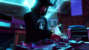 Les premières images de DJ Hero
