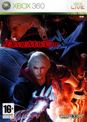 Devil May Cry 4 sur 360