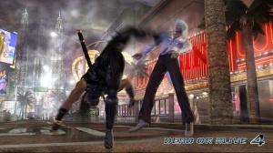 Xbox 360 : nouvelles images de Dead or Alive 4