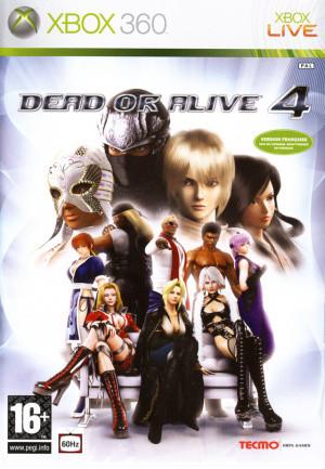 Dead or Alive 4 sur 360