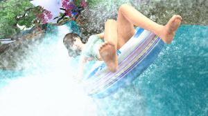 X06 : Dead Or Alive Xtreme 2 : coquillages et petits gloussements