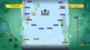 Doodle Jump bientôt sur 360 avec Kinect
