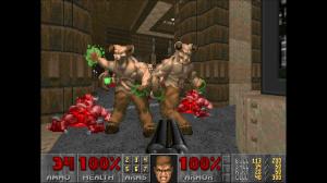 Doom II débarque sur le Xbox Live