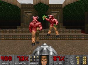 Bientôt le retour de Doom sur Xbox Live