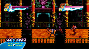 Images et vidéo de Double Dragon : Neon