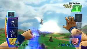 Images de Dragon Ball Z for Kinect