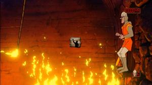 Dragon's Lair sur Xbox Live avec Kinect