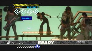 GC 2008 : Images de Dancing Stage Universe 2