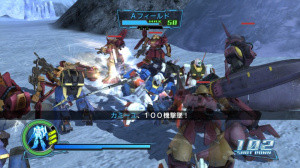 Dynasty Warriors : Gundam en démo sur le Live