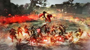 Concours : Dynasty Warriors 8