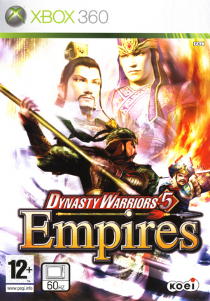 Dynasty Warriors 5 : Empires sur 360