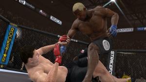 EA Sports MMA - E3 2010