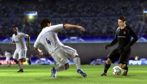 La démo d'UEFA Champion's League disponible sur le Xbox Live