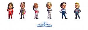 F1 Race Stars : La F1 arcade