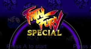 Fatal Fury Special sur 360