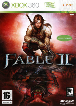 Fable II sur 360