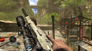 Images : Far Cry Instincts Predator sur Xbox 360