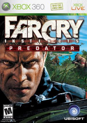 Far Cry Instincts Predator sur 360