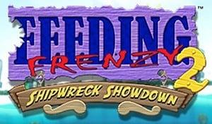 Feeding Frenzy 2 : Shipwreck Showdown sur 360
