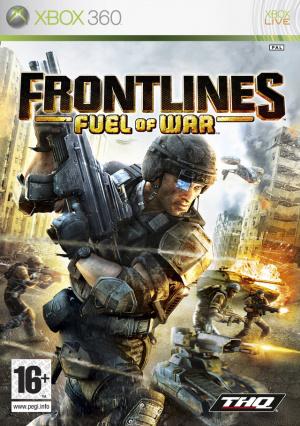 Frontlines : Fuel of War sur 360