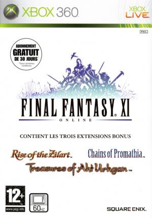 Final Fantasy XI Online sur 360