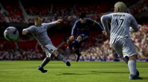 Duel au sommet sur Fifa 2008