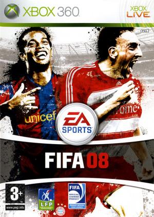 FIFA 08 sur 360