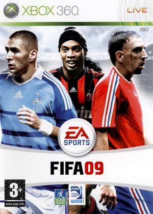 FIFA 09 sur 360