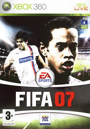 FIFA 07 sur 360