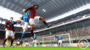 FIFA écrase PES