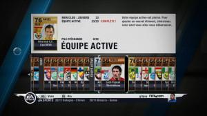 Une mise à jour pour FIFA 11 Ultimate Team