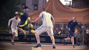 FIFA Street: un bonus de pré-commande et des images