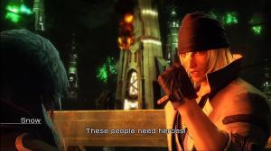 Comparatif PS3-360 sur Final Fantasy XIII