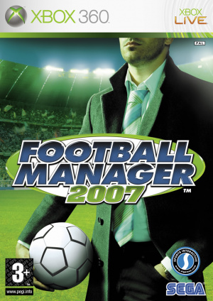 Football Manager 2007 sur 360