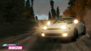 Forza Horizon: Le DLC rallye illustré