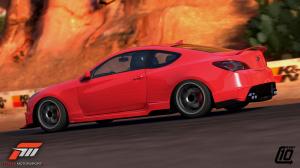 Un pack gratuit pour Forza Motorsport 3