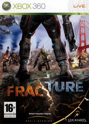 Fracture sur 360