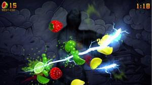 Fruit Ninja Kinect: Le premier DLC disponible