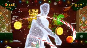 Fruit Ninja Kinect atteint le million !