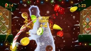 Fruit Ninja Kinect : Un DLC gratuit pour Noël